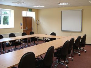 Our meetings room are well-equipped and comfortable