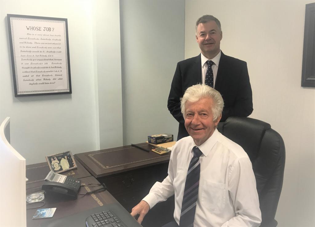 Raymond Gibbs and Craig Gibbs are the original founders of KeyOstas