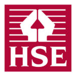 the logo of the United Kingdom Health and Safety Executive 'HSE'